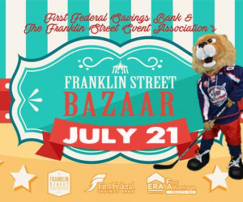 Franklin Street Bazaar!