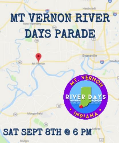 Mount Vernon River Days Parade