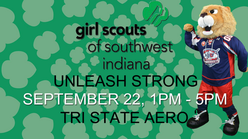 Girl Scouts' Unleash Strong