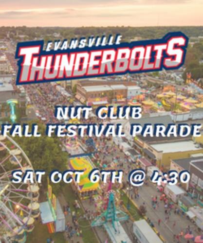 Westside Nutclub Fall Festival Parade