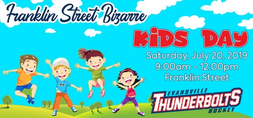 Franklin Street Bazaar - Kids Day