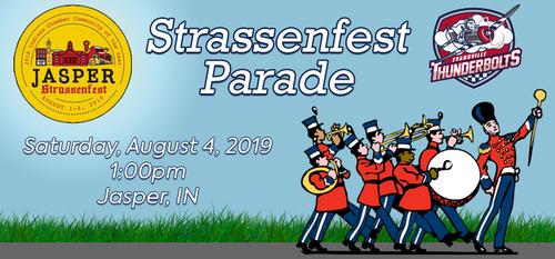 Strassenfest Parade