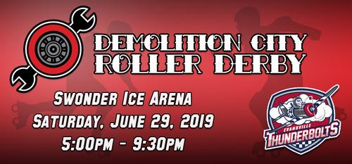 Demolition City Roller Derby