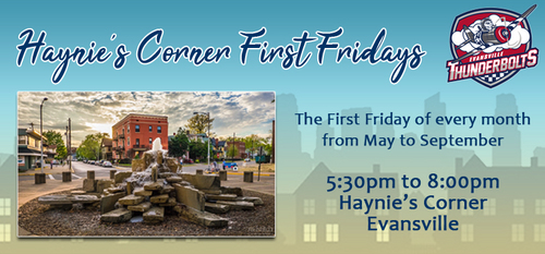 Haynie's Corner First Friday